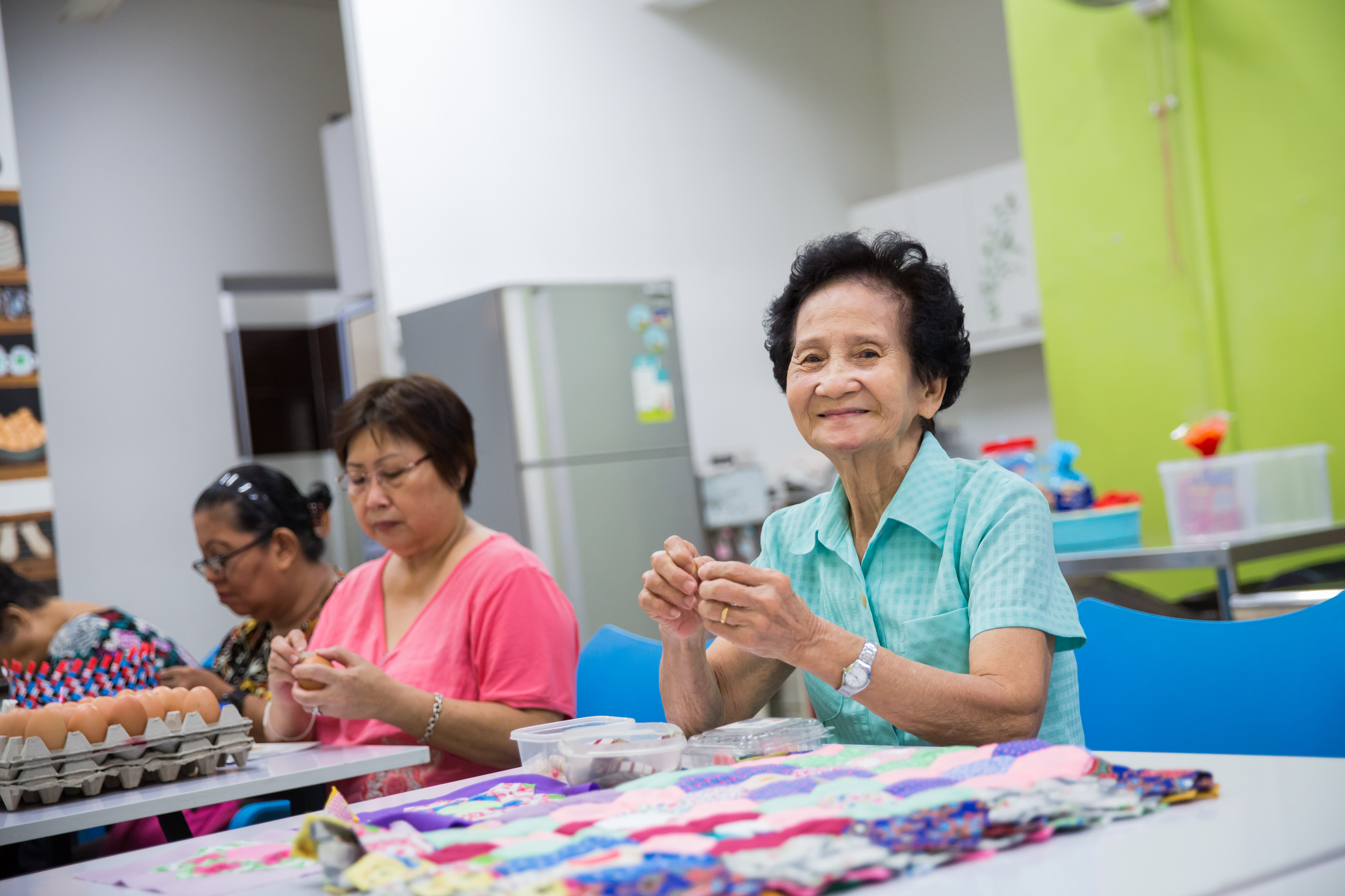 eOrientation Course on Working with Seniors