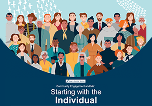 Community Engagement and Me: Starting with the Individual