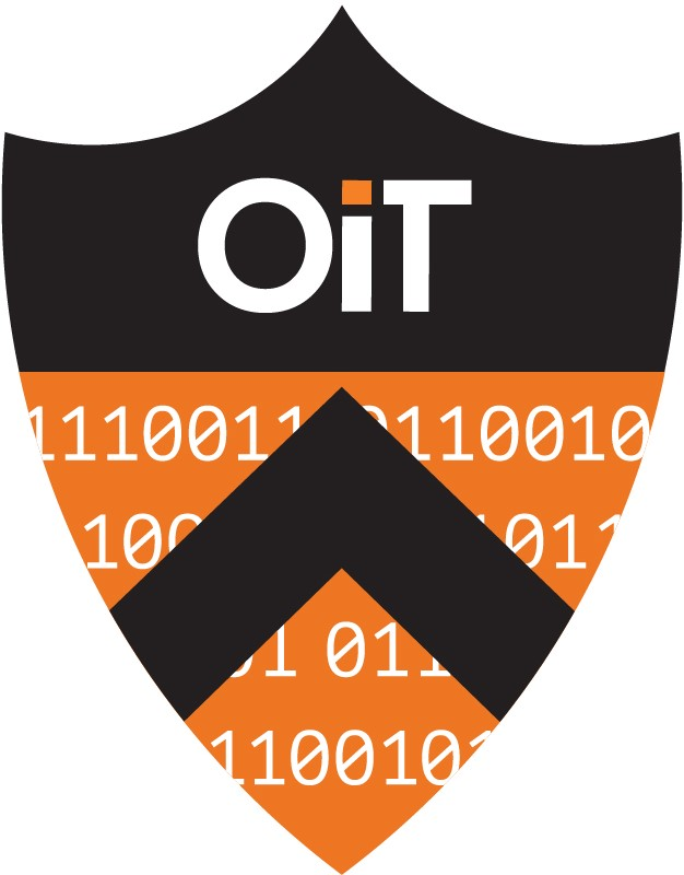 Office of Information Technology at Princeton University Logo